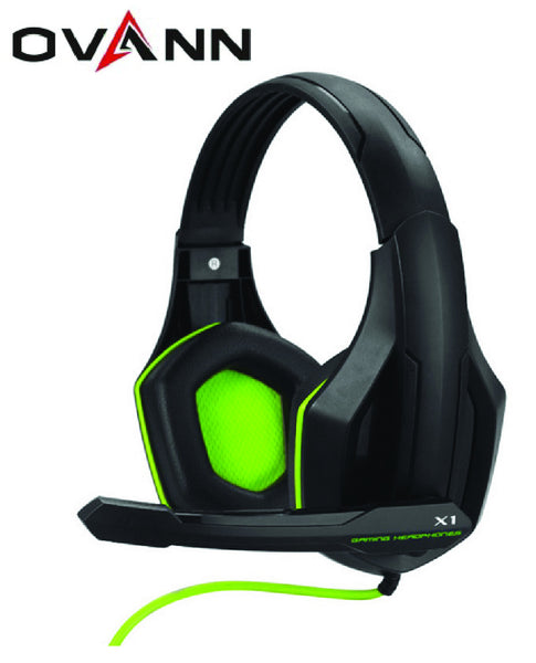 Ovann Professional Super Bass Over-ear Gaming Headset with Mic X1/X1-S/X2/X2-Pro/X3/X4/X5/X7