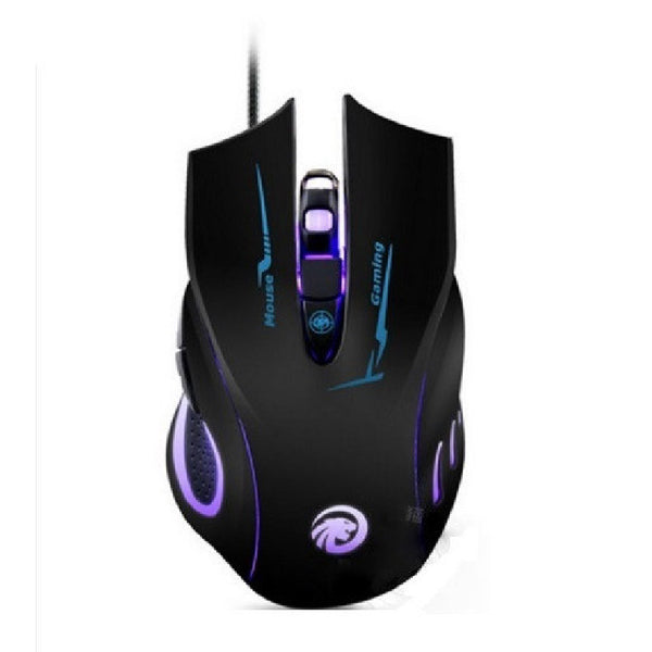 Fmouse G106 Ergonomic Optical Gaming Mouse