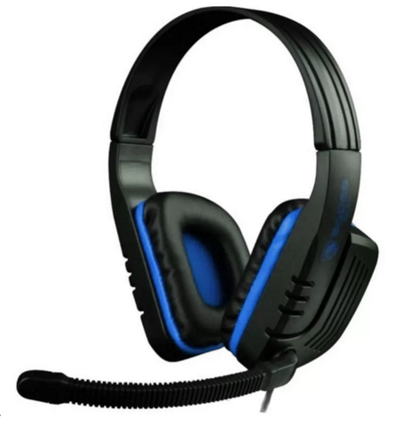 Sades Chopper Stereo Gaming Headset with Mic