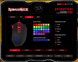 Redragon Blaze Mechanical Combo Vara,Perdition & Lagos - Novero Gaming Store