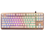 Fuhlen SM680R 87 Keys RGB Mechanical Keyboard - Novero Gaming Store
