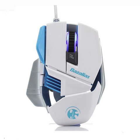 Bazalias Ultimate X1 Gaming Mice 2015 Edition