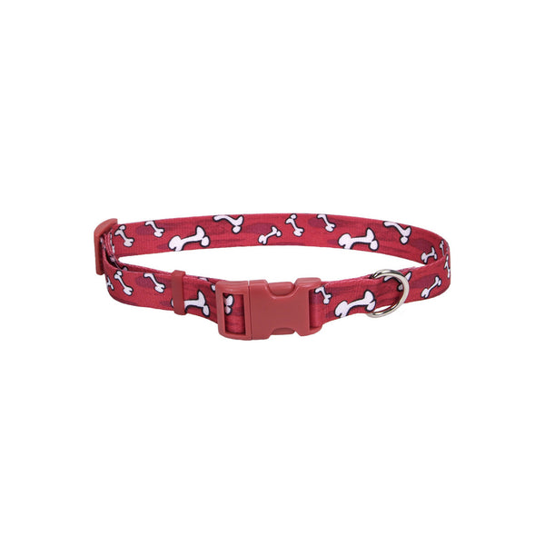 Pet Attire® Styles Adjustable Dog Collar 1""