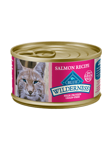 Blue Buffalo Wilderness Salmon Cat 5.5 oz.