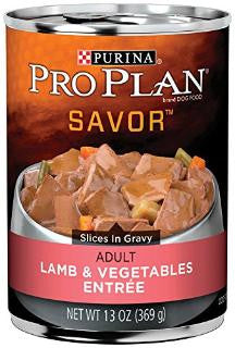 Pro Plan Lamb and Vegetable 13 oz