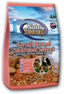Tuffy's Nutri Source Small Breed Seafood Select Salmon Dog Food 5