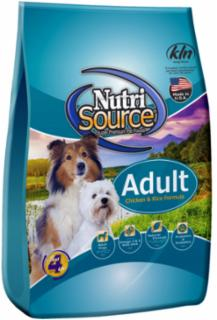 Tuffy's Nutri Source Adult Chicken and Rice Dog Food 15#