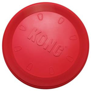 Kong Flyer Rubber Disc Dog Toy