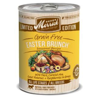 Merrick Easter Brunch Seasonal Stew 12.7 oz