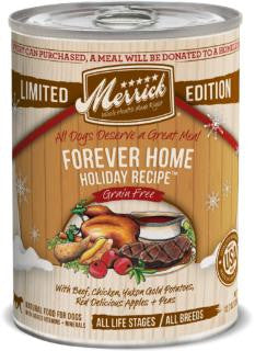 Merrick Holiday Seasonals Forever Home 12.7 oz