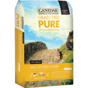 Canidae Dog Grain-Free Pure Foundation Puppy 4 lb