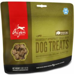 Orijen Dog Freeze-Dried Free Range Bison Treats 3.25 oz