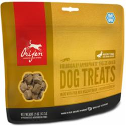Orijen Dog Freeze-Dried Free Run Duck Treats 3.25 oz