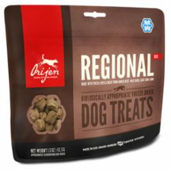 Orijen Freeze-Dried Regional Red Dog Treats 3.25 oz