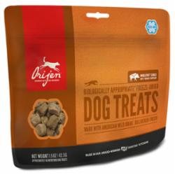 Orijen Freeze-Dried Wild Boar Dog Treats 1.5 oz