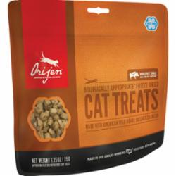 Orijen Freeze-Dried Wild Boar Cat Treats 1.25 oz
