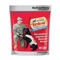 Bil-Jac Vetdogs Skin/Coat Soft Treats 10 oz