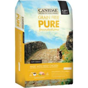 Canidae Dog Grain-Free Pure Foundation Puppy 24 lb