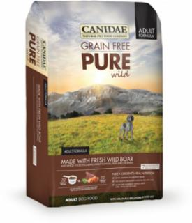 CANIDAE PURE Wild with Fresh Wild Boar for Dogs 12#