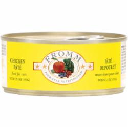 Fromm Cat Four star Pate Chicken 5.5 oz