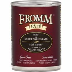 Fromm Beef & Sweet Potato Pate 12.2 oz