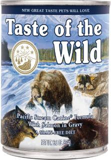 Taste of the Wild Pacific Stream Can Dog 13.2 oz.