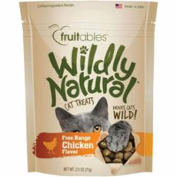 Fruitables Cat Wild Natural Chicken 2.5 oz