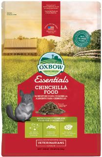 Oxbow Essentials Chinchilla Food 3#