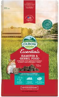 Oxbow Essentials Hamster & Gerbil 1 lb.