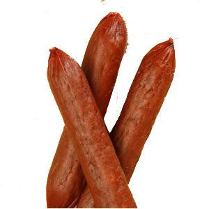 "Happy Howie's Lamb Sausage Link 4"" Priced Individually"