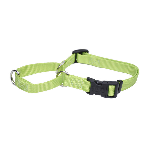 No! Slip® Martingale Adjustable Dog Collar with Buckle 5/8