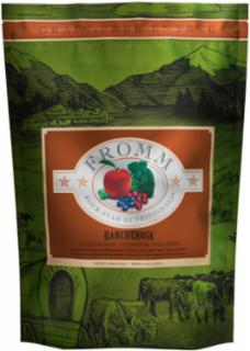 Fromm Four-Star Rancherosa Food for Dogs 4 lb
