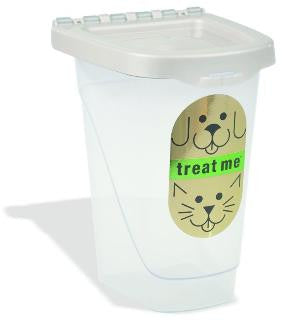 Van Ness Treat Me 2 Lb. Pet Treat Container