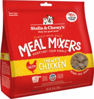 Stella & Chewy's Freeze-Dried Chewy's Chicken Meal Mixers - 18 oz
