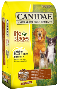 Canidae Chicken & Rice Dry Dog 5 lb