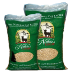 Nature's Logic Ponderosa Pine Cat Litter 24 lb