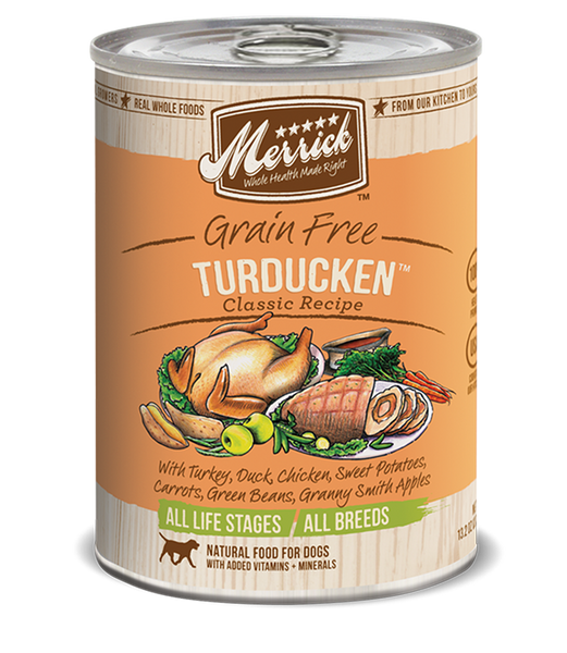 Merrick Grain Free Turducken™ Classic Recipe 13.2 oz