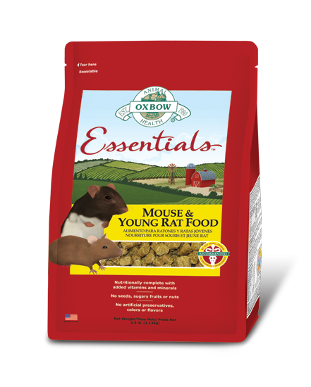 Oxbow Essentials - Mouse/Young Rat Block 2.5#