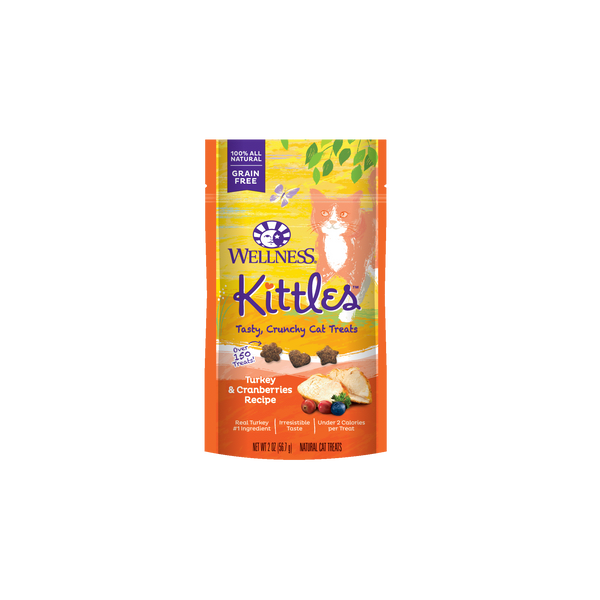 Wellness Kittles™ Turkey & Cranberries 2 oz