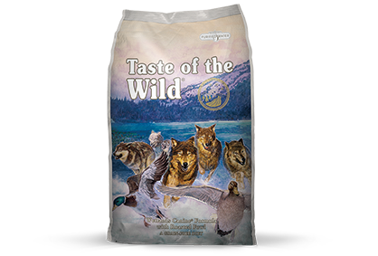 Taste of the Wild Wetlands Canine with Roasted Wild Fowl 15 Lb