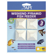 API® WEEKEND PYRAMID FISH FEEDER