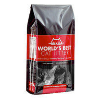 World's Best Multiple Cat Clumping Formula 28 lb.