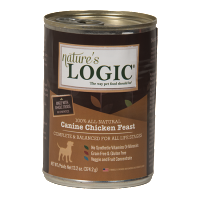 Nature's Logic Canine Canned Food Chicken 13.2 oz