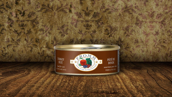 Fromm Turkey Pâté Four-Star 5.5 oz