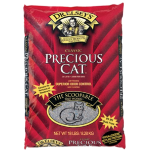 Dr. Elsey's Precious Cat Classic Litter 18#