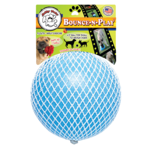 Jolly Pets Bounce-N-Play Blueberry 4.5""