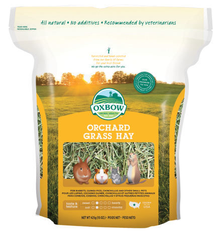 Oxbow Orchard Grass 15 oz.