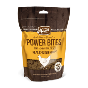 Merrick Power Bites Chicken Recipe 6 oz