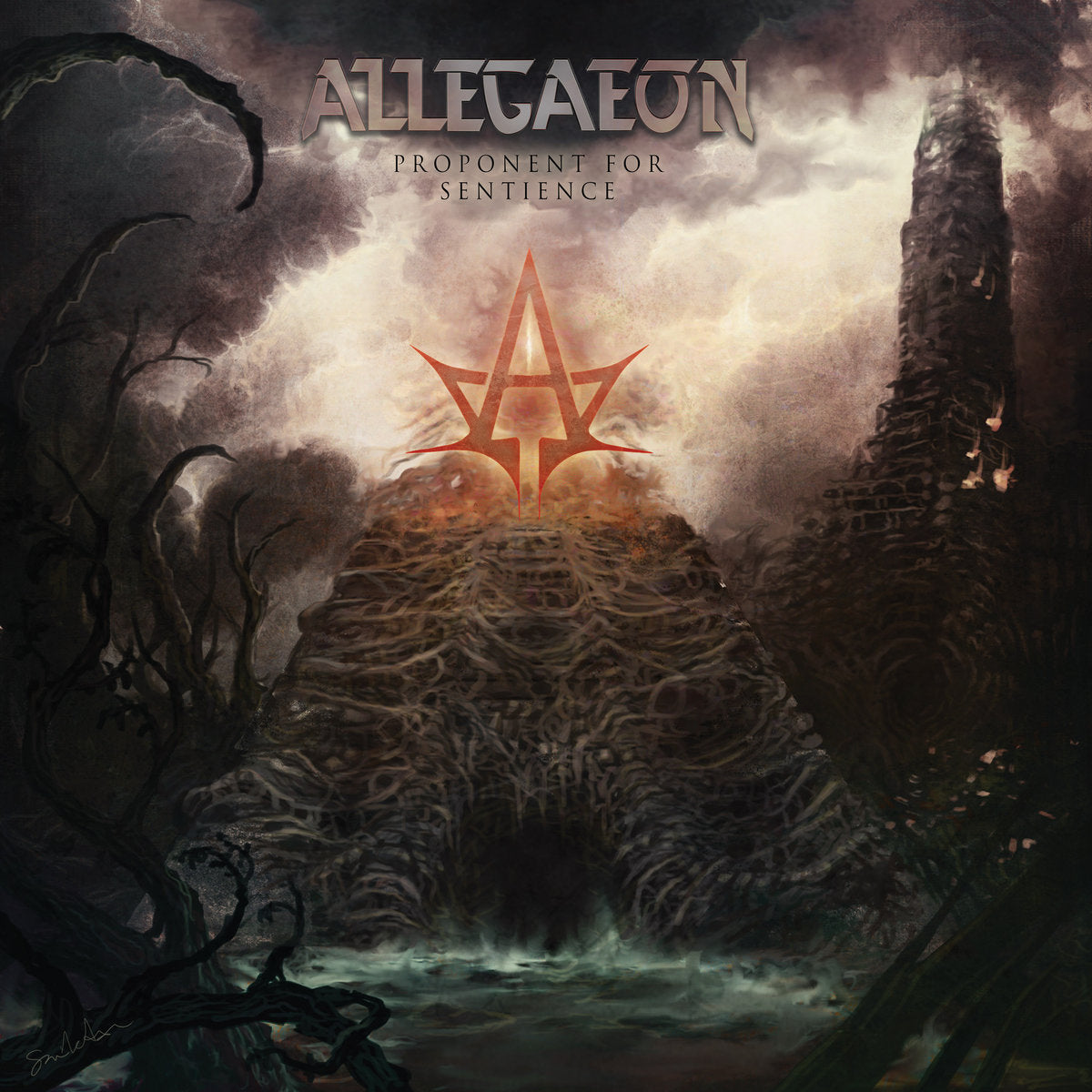 OBNUBIL • Allegaeon • Greg Burgess