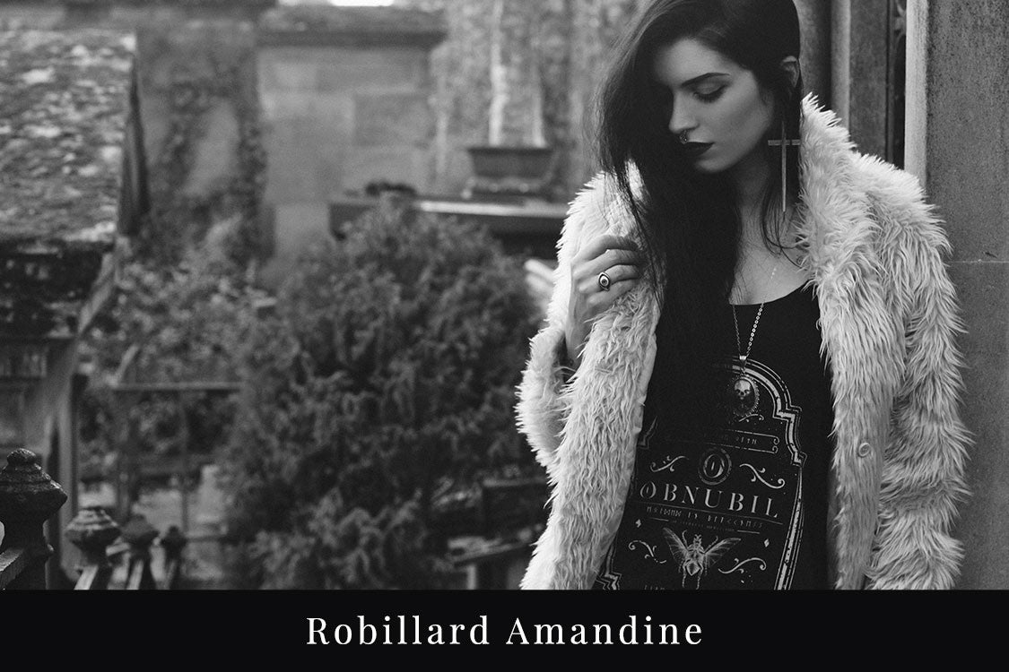 OBNUBIL • The Covenant • Robillard Amandine. Creative french composer, similar to the Yann Tiersen's works for Amélie and Danny Elfman's works for Tim Burton.